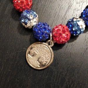 Hand made bracelet tree of life Jewelry womens